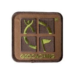 Patch Geocaching logo...